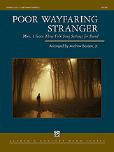 Poor Wayfaring Stranger (3 Folk Song #1