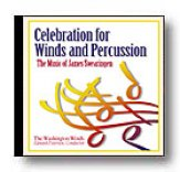 Celebration For Winds and Percussion (CD