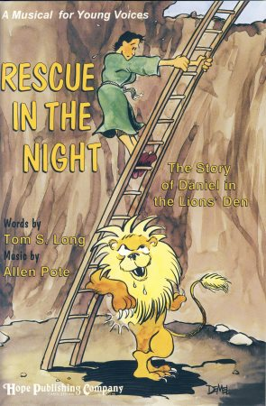 Rescue In The Night The Story of Daniel
