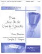 come now is the time to worship sheet music pdf