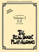 Real Book Play Along Vol 1 S-Z (3 Cds)