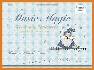 Music Magic Primer Lev Young Performer