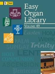 EASY ORGAN LIBRARY VOL 49