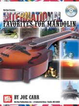 International Favorites For Mandolin (Bk