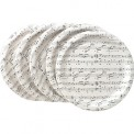 Plates: Paper Plates Sheet Music 10'