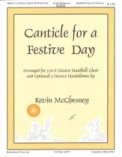 Canticle For A Festive Day