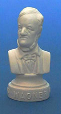 Statuette: Wagner (4.5')