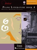 Developing Artist Piano Lit Bk 4 (Bk/Cd)