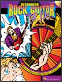 Beginning Rock Guitar For Kids (Bk/Cd)