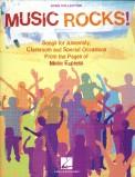 Music Rocks (Bk/Cd)