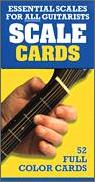 Scale Cards For Guitar