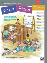 Group Piano Course Teacher's Handbk 1&2