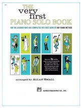 The Very First Piano Solo Book