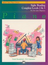 Sight Reading Book Lev Complete 2 & 3