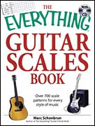 Everything Guitar Scales Book, The