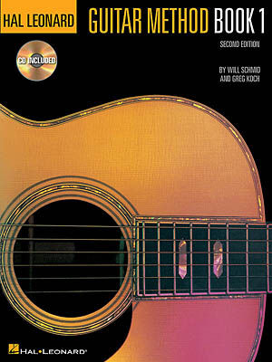 Hal Leonard Guitar Method Bk 1/CD