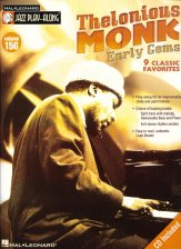 Jazz Play Along V156 Thelonious Monk