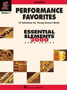 Ee Band Performance Favorites Vol 1