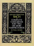 Complete Concertos For Two Or More Harp