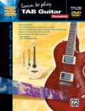 Learn To Play Tab Guitar (Bk/Dvd)