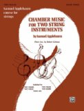 Chamber Music For 2 String Instruments 3