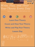 Write Play And Hear Your Theory Bk 3