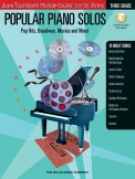 Popular Piano Solos Third Grade (W/Cd)