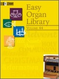 Easy Organ Library Vol 44