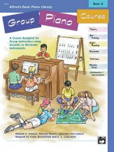 Group Piano Course Bk 2