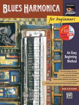 Blues Harmonica For Beginners (Bk/Cd)