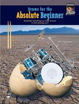 Drums For The Absolute Beginner (Bk/Cd)