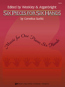 Six Pieces For Six Hands