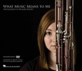 What Music Means To Me-Hardback (W/Dvd)