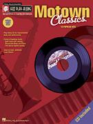 Jazz Play Along V107 Motown Classics (Bk