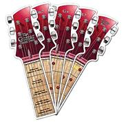 Rock Guitar Chord Deck