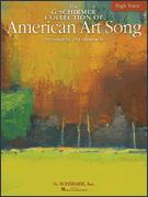 AMERICAN ART SONG
