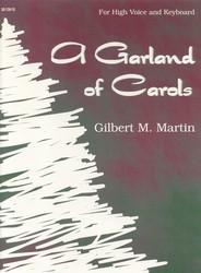 A Garland of Carols - High Voice