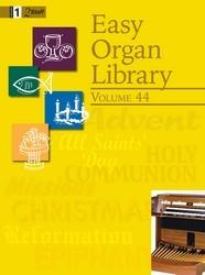 EASY ORGAN LIBRARY VOL 44