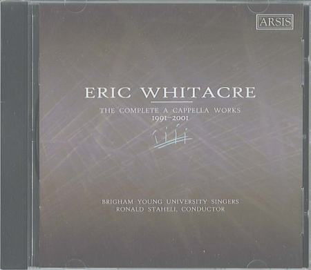 Eric Whitacre Complete A Cappella Works