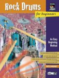 Rock Drums For Beginners (Bk/Cd)