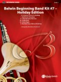 Belwin Beginning Band Kit #7 Holiday