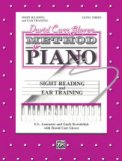 Sight Reading & Ear Training Lev 3