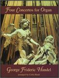 Four Concertos For Organ