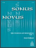 Sonus Novus Hymn Intonations and Harmoni