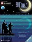 Jazz Play Along V106 Slo' Jazz (Bk/Cd)