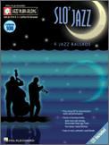 Jazz Play Along V106 Slo' Jazz (Bk/Cd)