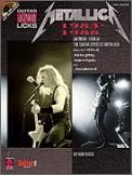 Metallica 1983-1988 (Bk/Cd)