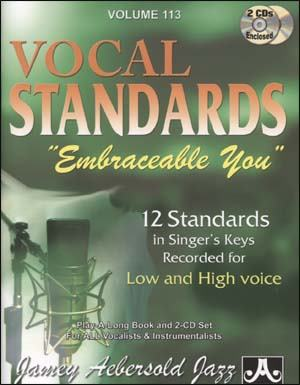 Vocal Standards Embraceable You Vol 113