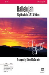 Hallelujah (5 Spirituals For SATB Voices