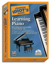 Complete Idiot's Guide To Learning Piano